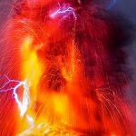 Власти Бали повысили уровень опасности из-за извержения вулкана