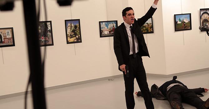 Слушание по делу об убийстве посла РФ в Турции Андрея Карлова перенесено на 18 июня