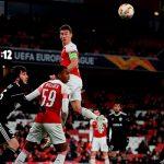 «Карабах» проиграл «Арсеналу» в Лондоне