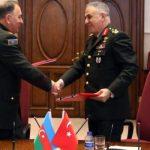 Азербайджан и Турция подписали новый документ о военном сотрудничестве