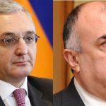 Встреча глав МИД Азербайджана и Армении состоится в январе