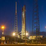 В США назвали причину переноса запуска ракеты Falcon 9