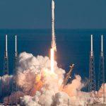 Ракета Falcon 9 стартовала к МКС
