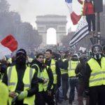 Во Франции задержаны более 260 участников манифестаций «желтых жилетов»