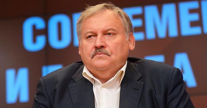 И вновь замелькал самый «логичный» друг армян в Госдуме…