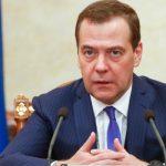 Медведев поздравил Асадова с назначением на пост премьера Азербайджана