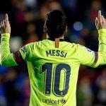 Месси сделал 43-й хет-трик за «Барселону»