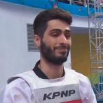 Представитель Азербайджана завоевал бронзу Большого шлема