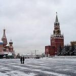 В Москве ударили рекордные морозы