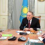В борьбе за пост главы ОДКБ Назарбаев поддержал кандидата от Беларуси