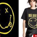 Nirvana предъявила иск к Marc Jacobs за кражу логотипа