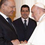 Президент Салех пригласил папу Франциска посетить Ирак