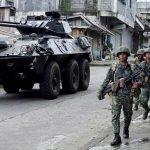 На Филиппинах военное положение продлят на год