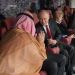 Путин обсудил с саудовским принцем нефтяную сферу