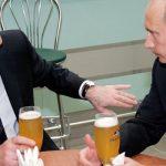 Путин поздравил Кочаряна с Новым Годом