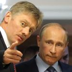 Песков опроверг слухи о том, что Путин живет в бункере