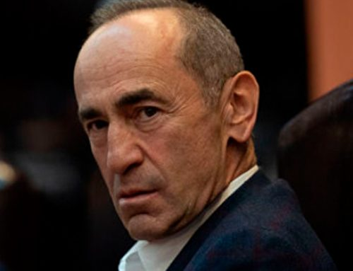 Кочарян сидя в тюрьме выиграл суд против СМИ