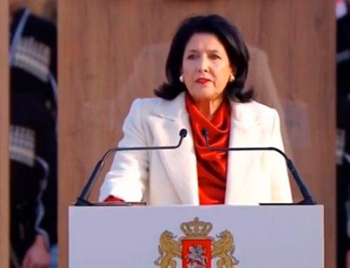 Президент Грузии: «Нужно срочно решить вопрос границы с Азербайджаном»