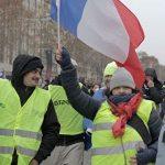 """В Париже на акциях """"желтых жилетов"""" задержали 30 человек"""