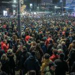 Организаторы протеста в центре Белграда заявили о проведении новой акции через неделю
