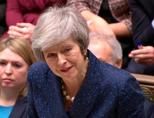 План Мэй по Brexit был отвергнут Британским парламентом