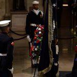 Трамп и первая леди почтили память Буша-старшего