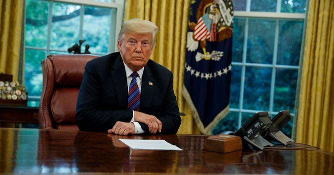 Трамп продлил действие указов о санкциях за кибератаки против США