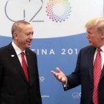 Трамп о «долгих и продуктивных» переговорах с Эрдоганом