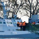В связи с захватом украинских кораблей 8 россиян попали под санкции ЕС