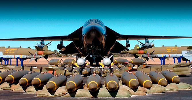 Адекватные арсеналы против агрессора