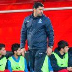 Главный тренер сборной Азербайджана остался без тренерской лицензии Pro