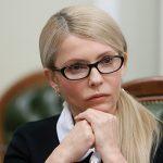 Тимошенко собирается вернуть Крым и Донбасс