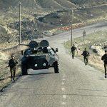 Нападение на военную базу Турции на севере Ирака