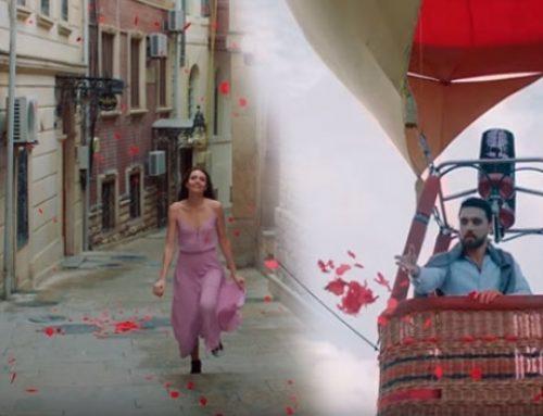 У народного артиста Азербайджана теперь есть эксклюзивный воздушный шар