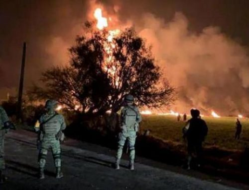 Число погибших в результате взрыва трубопровода в Мексике возросло до 85