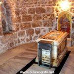 Украинец уверовал в чудодейственные мощи Георгия Победоносца и украл их