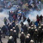 Греки взбунтовались против нового названия Македонии