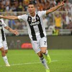 Роналду признан лучшим футболистом года