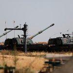ВС Турции нанесли удар по террористам на севере Сирии