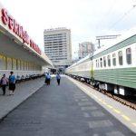 В Азербайджане отменяют движение внутренних пассажирских поездов