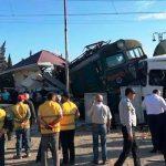 Пострадавшие в результате столкновения автобуса с поездом получат компенсации