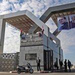 Египет закрыл границу с сектором Газа