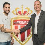 Фабрегас переходит в Монако за солидный бонус