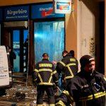 В Германии после взрыва у офиса партии АдГ задержаны три человека