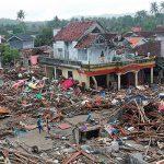 В Индонезии вновь произошло мощное землетрясение