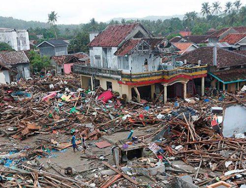 Второе за сутки землетрясение магнитудой 6,1 произошло в Индонезии