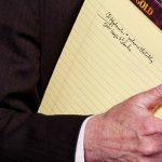 Что означает загадочная запись в блокноте Болтона?