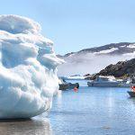 Гренландия стремительно тает