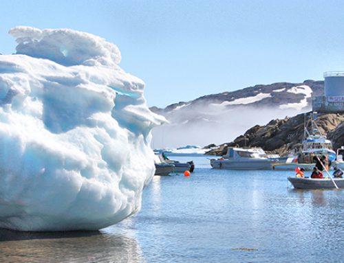 В Гренландии увеличились темпы таяния ледников
