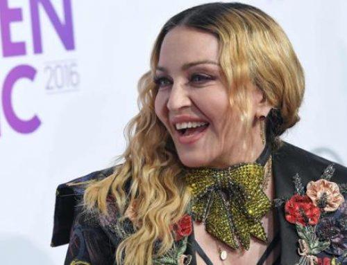 Мадонна может выступить на «Евровидении»